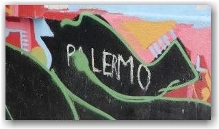 Palermo graffiti art